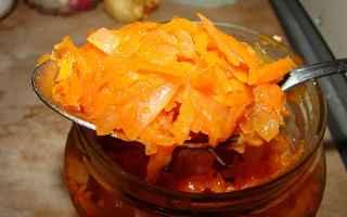 тушеная морковь на зиму